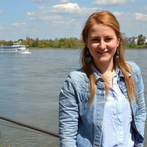 Annika Gerigk Schatzmeisterin