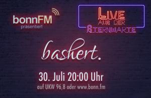 Konzert: bashert. – Live aus der Sternwarte