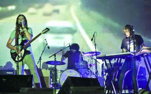 Psychedelischer Space-Pop Trip mit Tame Impala