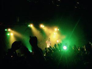 Ausnahmerapper zu Gast in der Live Music Hall