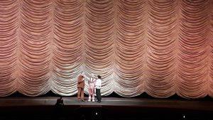 Regisseur Eduardo Casanova (Mitte) steht nach dem Film für Fragen bereit Bild: Franziska Venjakob / bonnFM
