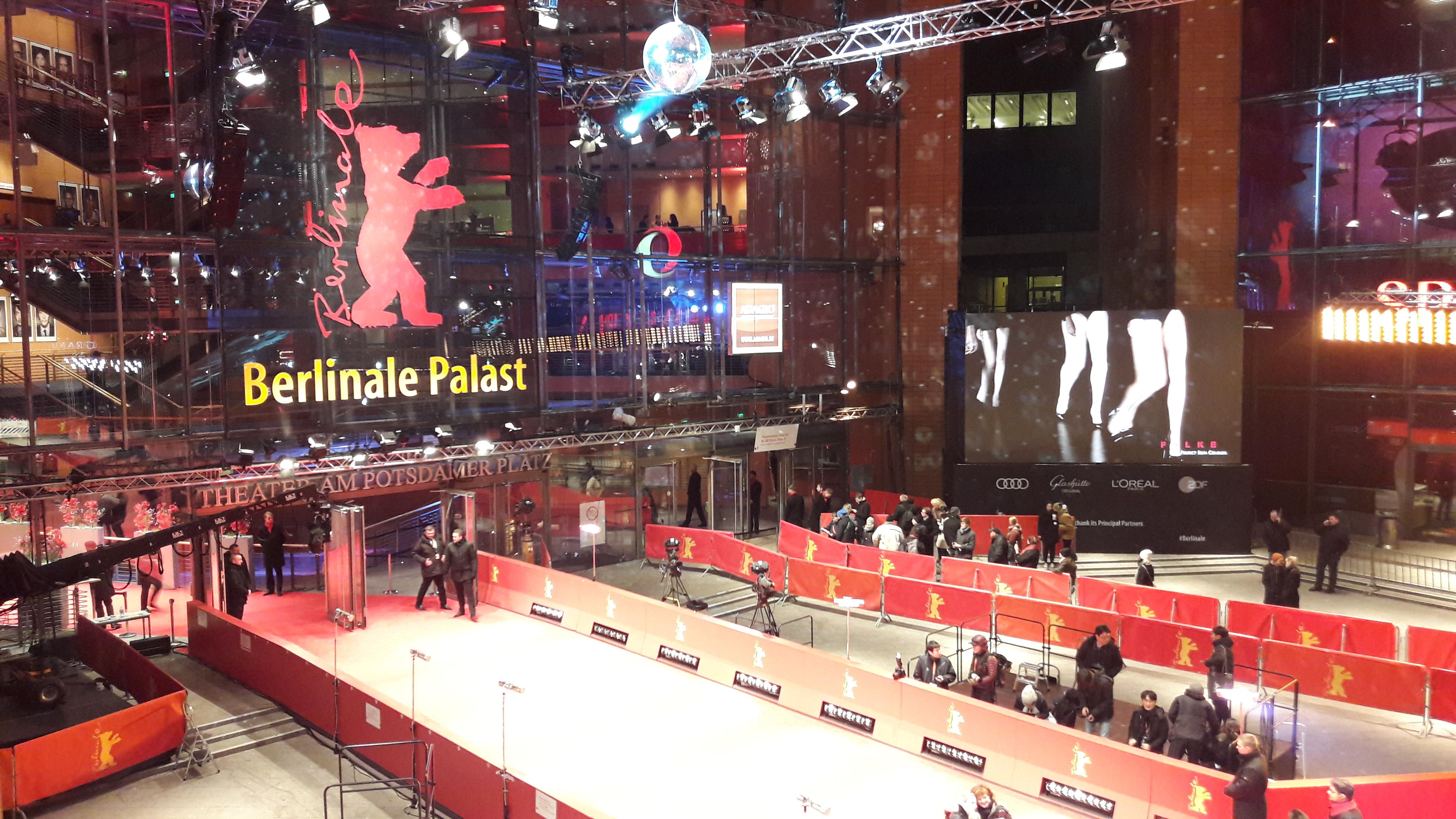 Berlinale Palast  Bild: Franziska Venjakob / bonnFM