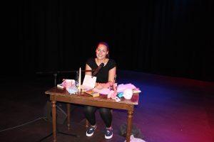 Mit Poetry Slam zurück in der Heimat – Sandra Da Vina im Interview