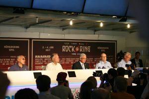 Rock am Ring wird fortgesetzt