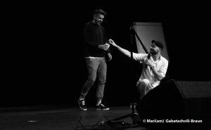 Von Welthass, Ewigkeitsversprechen und Kindergarten – Poetry Slam im Pantheon