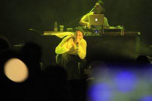 Hip-Hop im Sitzen