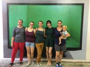 Grünfläche bitte nicht betreten – Sechs Bonnerinnen und die Kunst der Natur