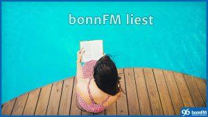 bonnFM liest. Die Sendung vom 12. September 2018.