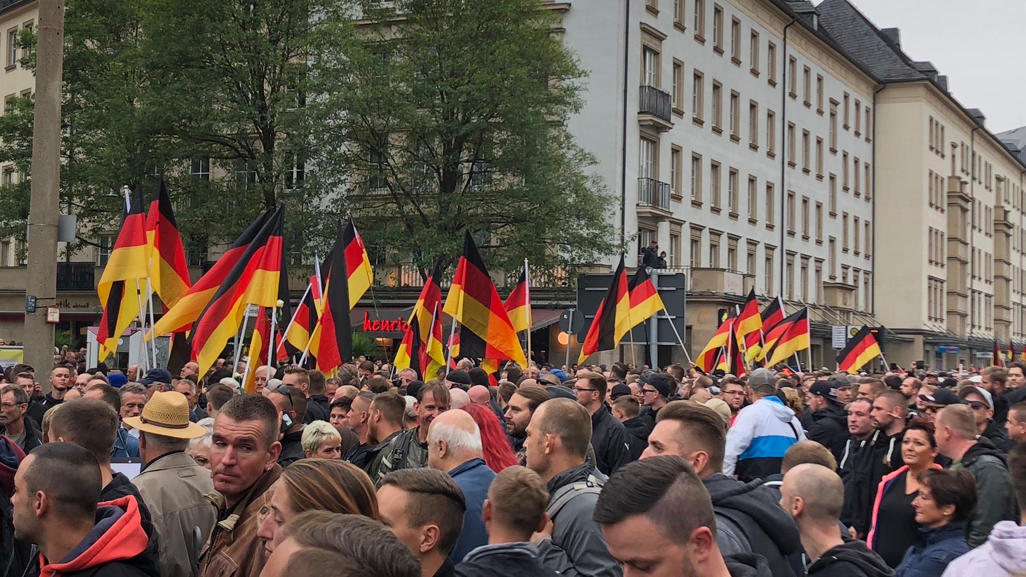 Chemnitz – Raus aus der Blase, rein in den Hass