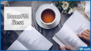 bonnFM liest. Die Sendung vom 7. November 2018.
