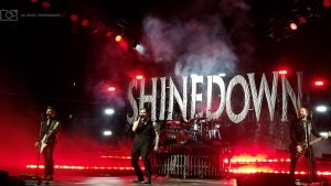 Attention! – Shinedown rocken Köln