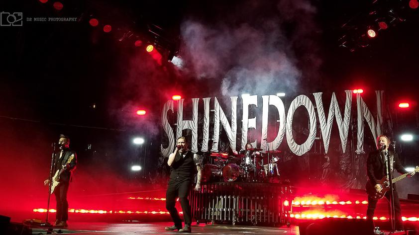 Attention! – Shinedown rocken Köln