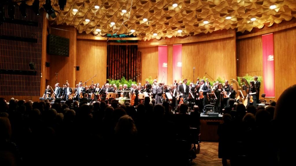 Eröffnungskonzert in der Beethovenhalle Foto: Philipp Lohmüller / bonnFM