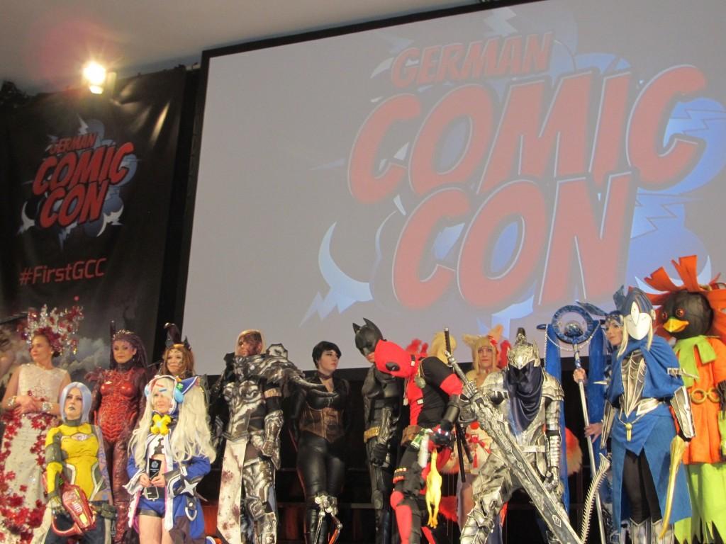 Startschuss für die German Comic Con