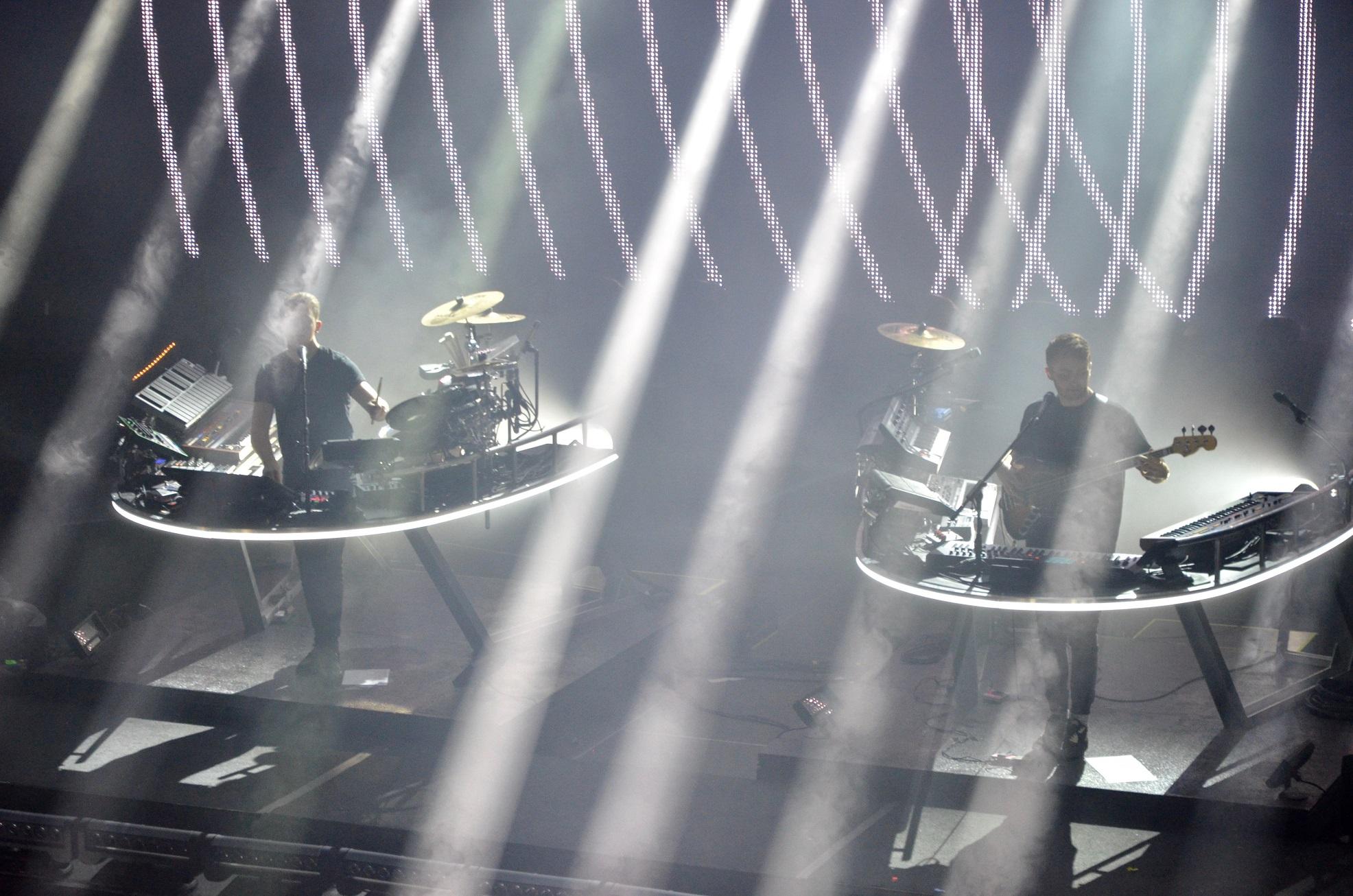 """Disclosure – die Gebrüder """"Vibe"""" in Concert"""
