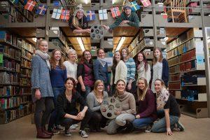 Das Team der Sknadinavischen Filmtage Bonn Bild: Steffen Plohmann