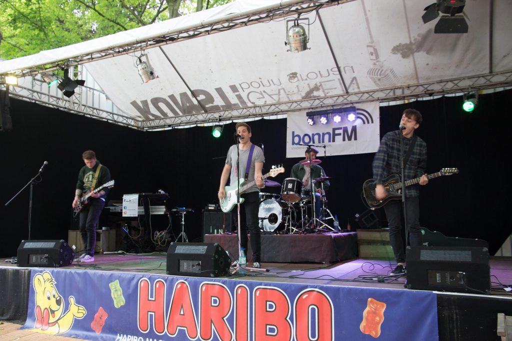 Der bonnFM Bandcontest!