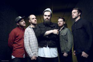 Die Band. Bild: Century Media