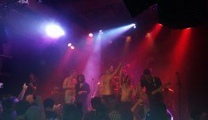Haken live in Köln: Party like it's 1985!