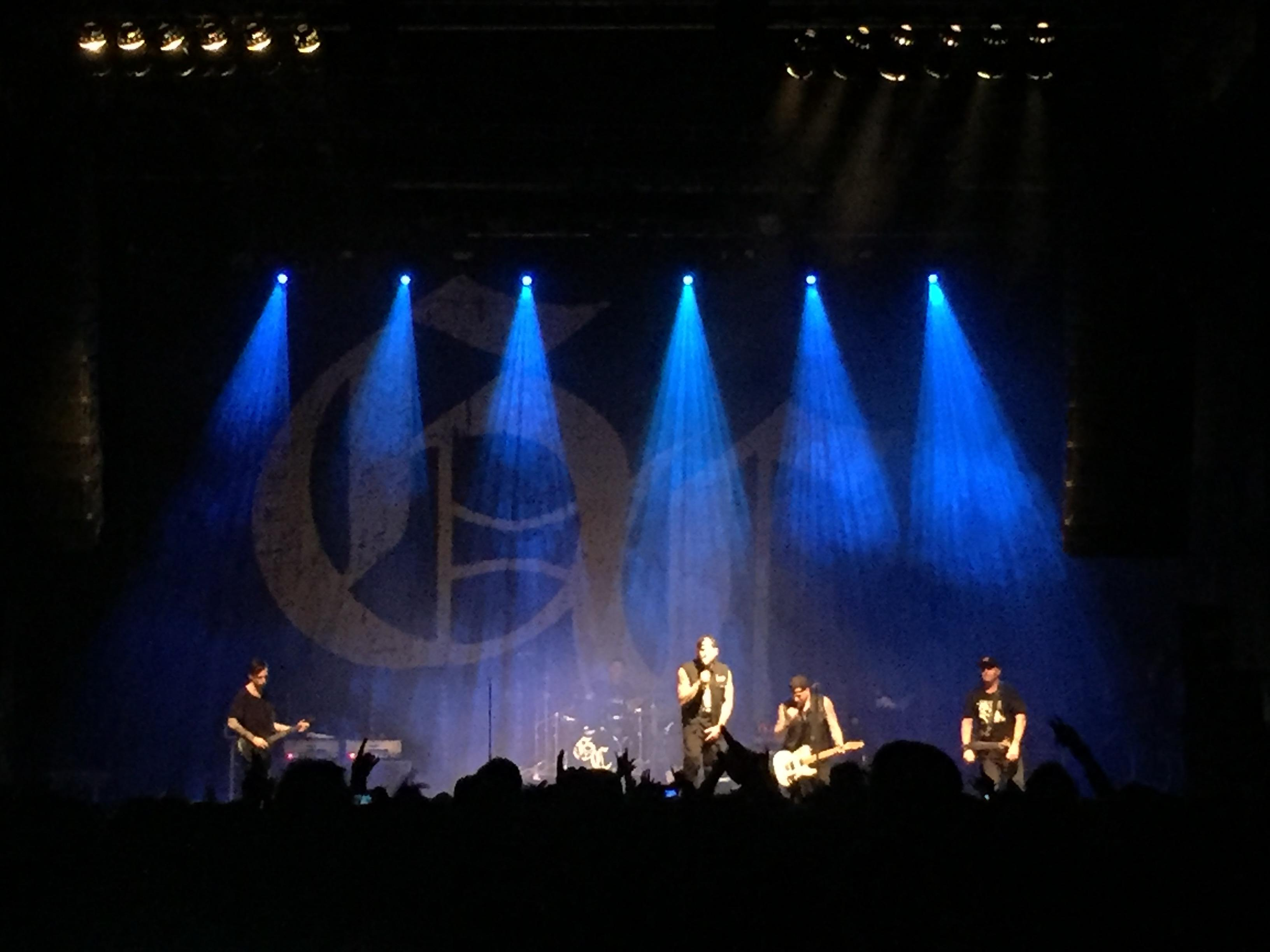 """Good Charlotte 2016 – Immer noch """"The Young and the Hopeless?"""""""