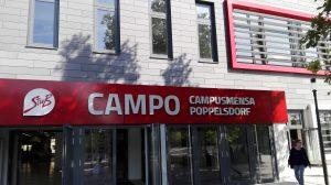 Die neue CAMPO Campusmensa Poppelsdorf