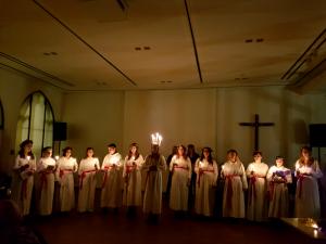 Lucia-Fest – Eine schwedische Vorweihnachtstradition in Bonn