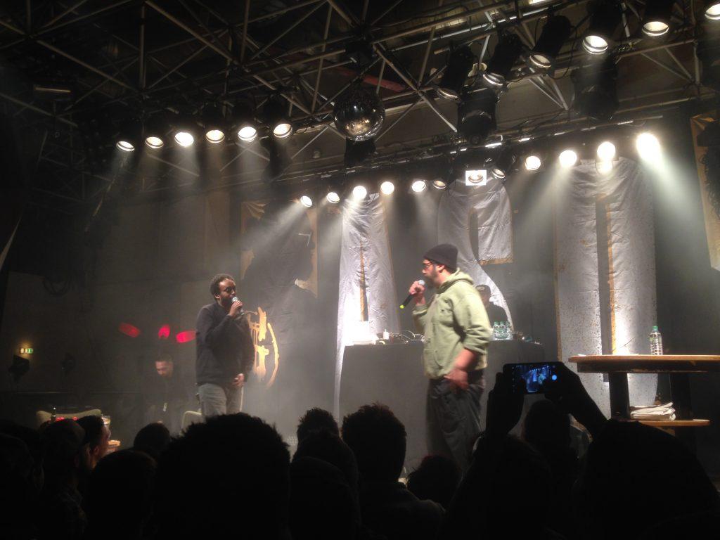 ASD feiert spektakuläre Hip-Hop-Party im Zakk