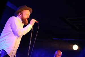 Vollbart mit Power – Alex Clare in Köln