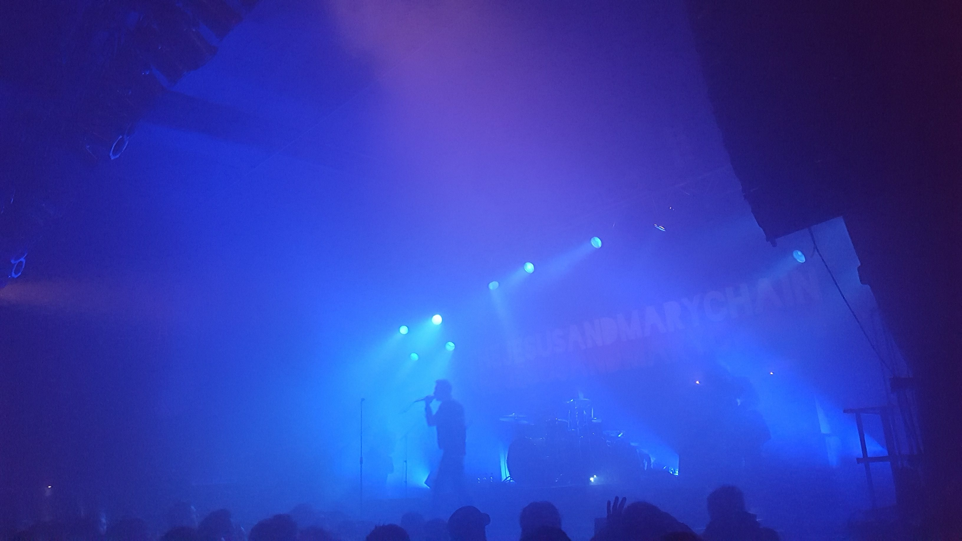 The Jesus And Mary Chain rocken Live Music Hall