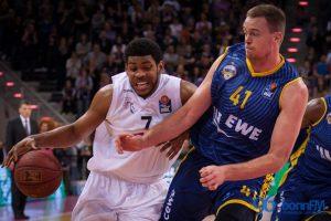 Telekom Baskets treffen in den Playoffs auf Hammer-Gegner Bamberg