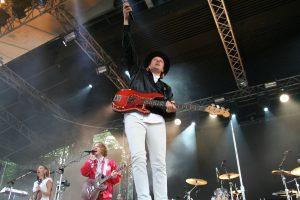 Arcade Fire begeistert ihr Publikum unter freiem Himmel