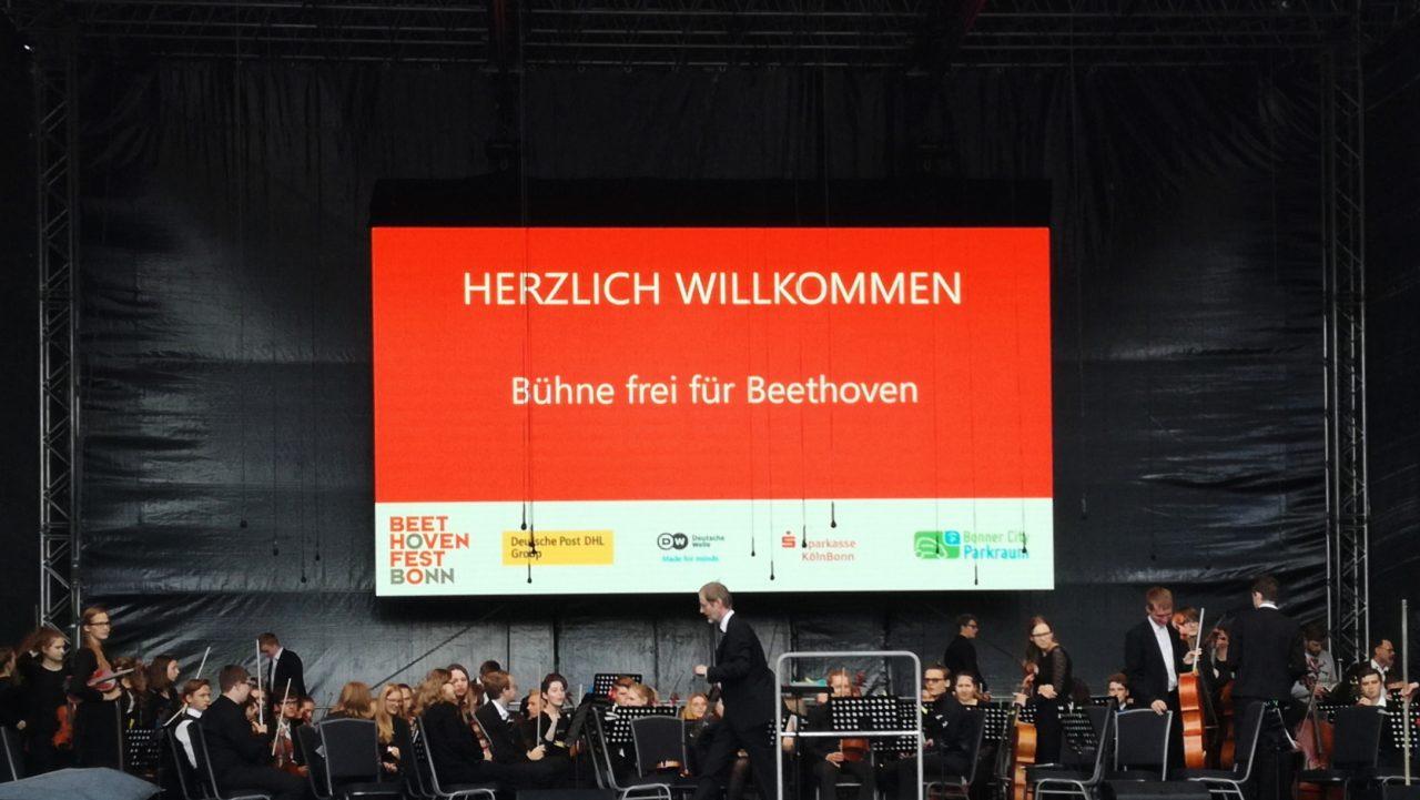 Auftakt des Beethovenfests 2017 – Ferne Geliebte