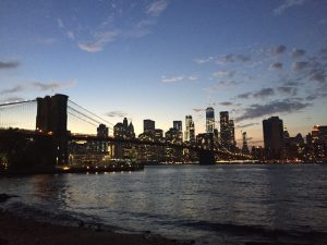 I want to be a part of it, New York, New York – bonnFM reist