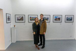 Natur, Landschaft, Ferne  – Eine Ausstellung von Jonas Alsleben