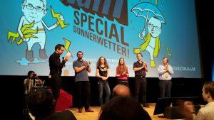 Wissenschaft mal anders – Science Slam in der Bundeskunsthalle