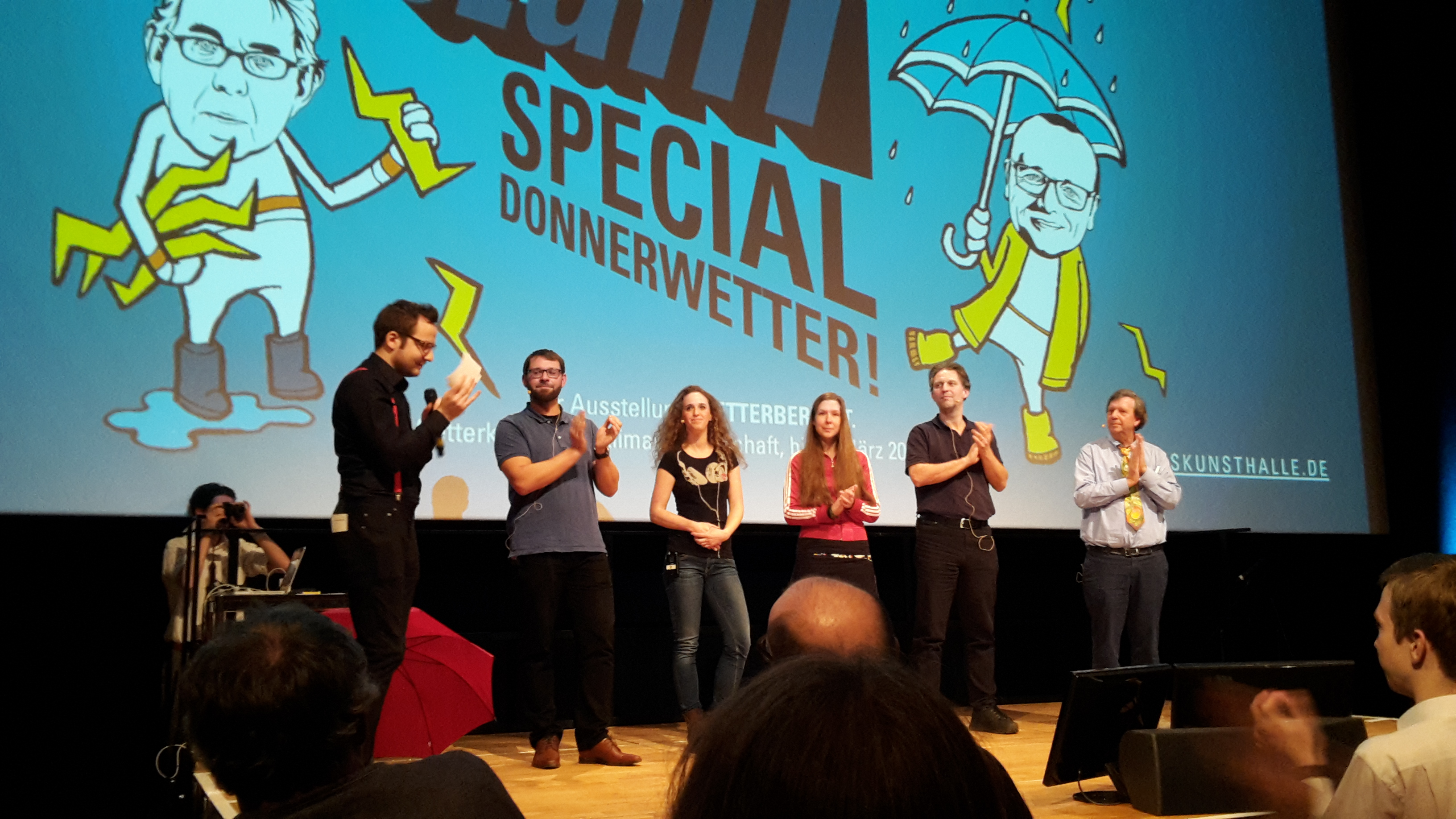 Wissenschaft mal anders – Science Slam in der Bundeskunsthalle