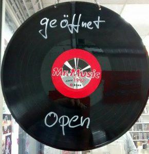 Mehr als ein Plattenladen – Mr. Music hat wieder geöffnet