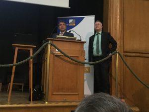 Vorlesung Sigmar Gabriel – Deutschland in einer unbequem(er)en Welt
