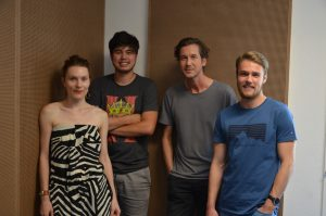 """""""Oh Weh Oh Weh das Abendland"""" – Regisseur Marcus Brien und Christina  Burger im Interview"""