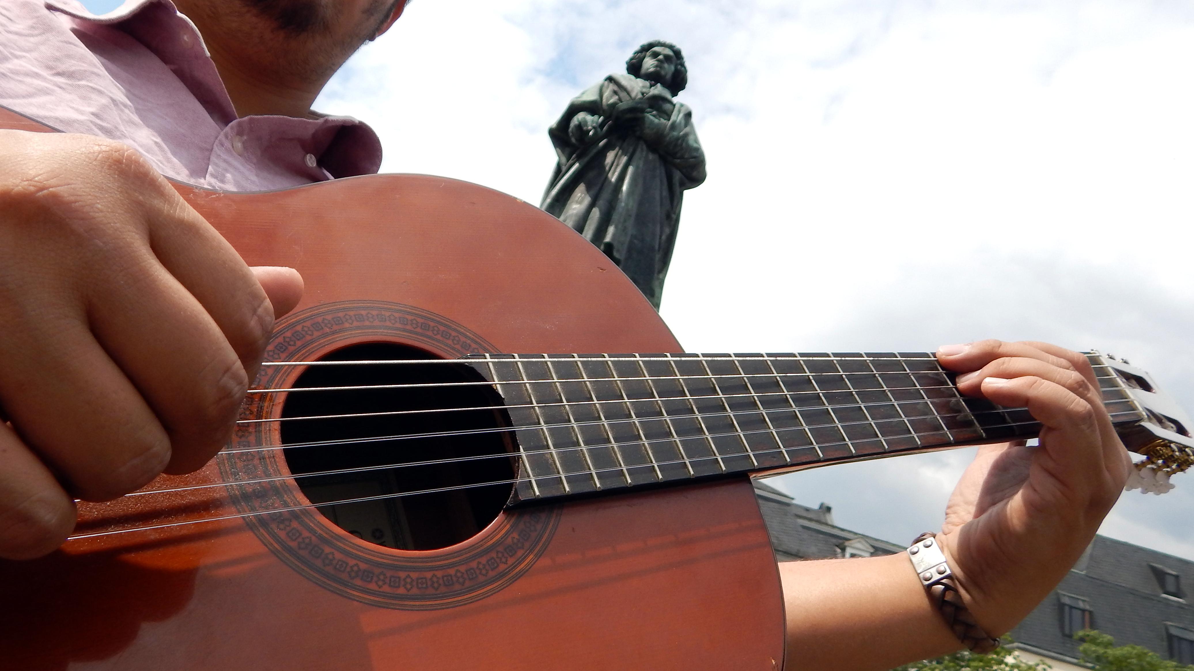 Straßenmusik in Bonn – Zwischen Lärmschutz und Straßenkunst