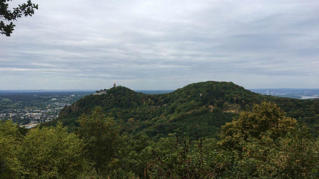 Hinter den sieben Bergen: Wandern im Siebengebirge