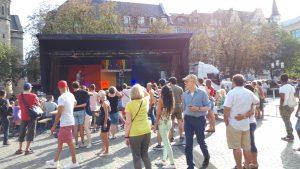 Beethovens Bunte 2018 – CSD Bonn auf dem Münsterplatz