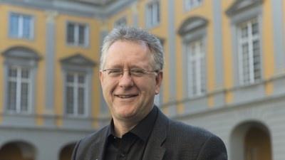Rektor Prof. Dr. Dr. h.c. Hoch über die geplanten Änderungen am Hochschulgesetz