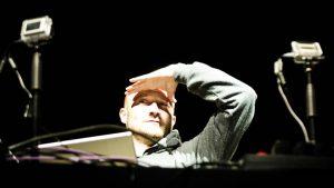 Lautlos aber klangvoll – Paul Kalkbrenner live