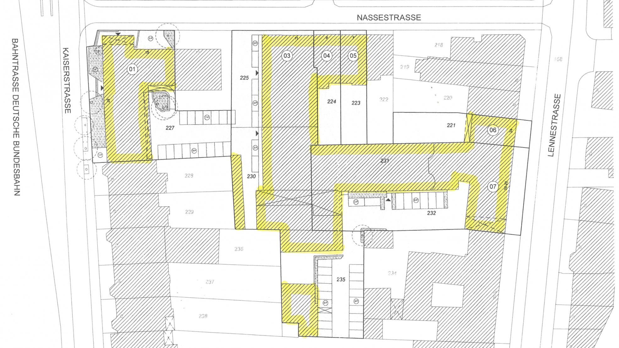 Aus alt mach neu – Neubau der Mensa Nassestraße