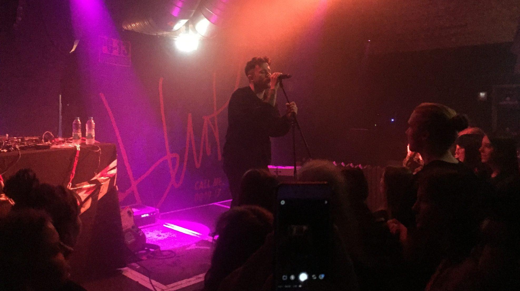 BLVTH live im YUCA: Mein Herz blvthet.