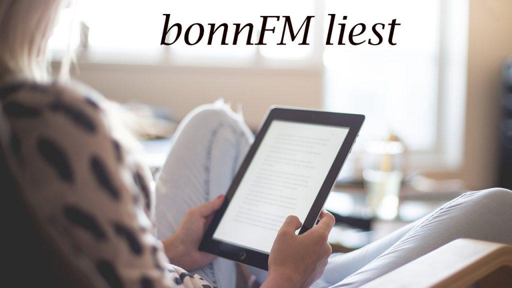 bonnFM liest. Die Sendung vom 13. März.