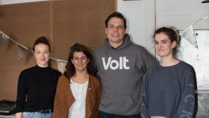 Wir stellen vor: Volt Europa – Eileen O'Sullivan und Dr. Tobias Lechtenfeld im Interview