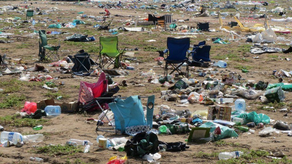 Müll Fighters, Die Plastik Hosen, Mumford & Verschwendung