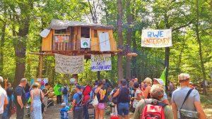 Der Hambacher Forst geht jeden etwas an